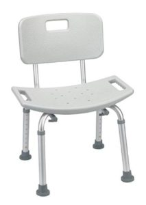 Drive Medical Shower Chair with Back