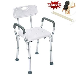 Health Line Tool-Free Assembly Shower Chair