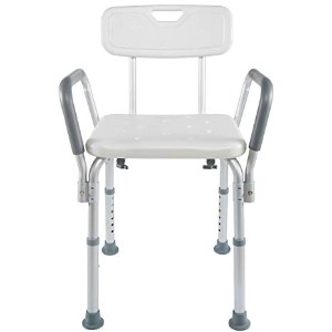 Medical Tool-Free Assembly Shower Chair by Vaunn