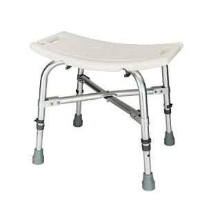 Mefeir 450LBS Heavy Duty Medical Shower Chair