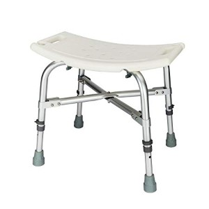 Mefeir 450LBS Heavy Duty Medical Shower Chair