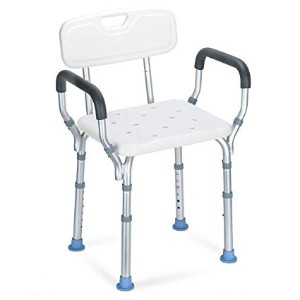 The Best Shower Chairs For Elderly Of 2020 Assistedliving Org