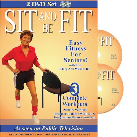 image of Sit and be Fit exercise equipment